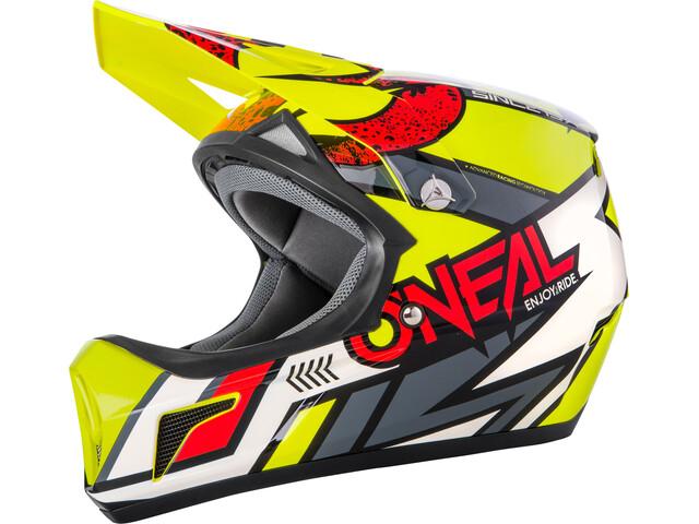 O'Neal Sonus Strike Casco, yellow